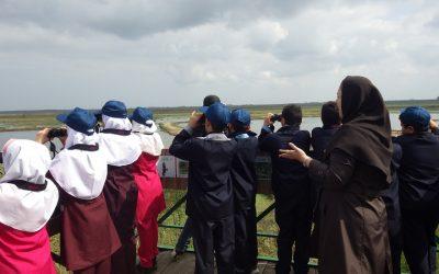 Environmental Education Program Held on Children's Day