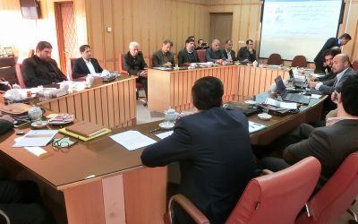 Anzali Wetland Management Committee on November 10, 2016