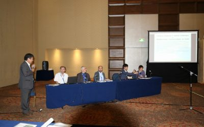 Side Event on Iranian Biodiversity held at CBD COP13 in Mexico
