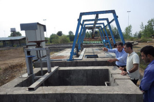Site Visit Existing Sewage Treatment Plant