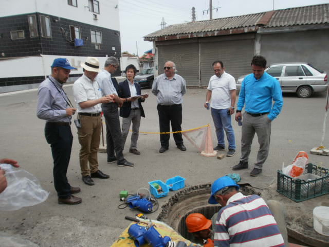 Safety Inspection of Vacuum System in Anzali