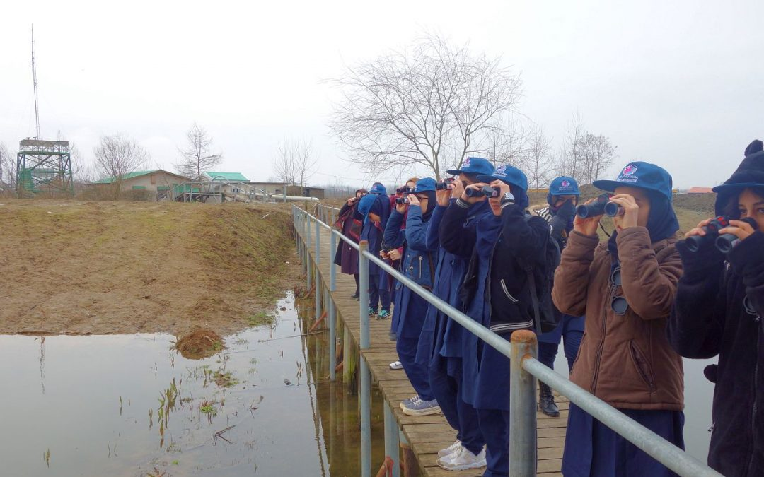 Bird Watching Workshop for Secondary School Students in Selkeh