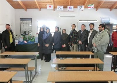 Visit of Delegation from Ministry of Environment of Japan