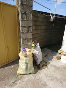 Progress of Waste Management JPA in DSS village
