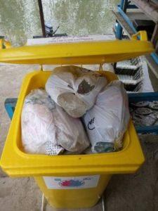 Waste Bring Back Campaign