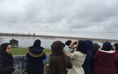 Bird Watching Program held for Students