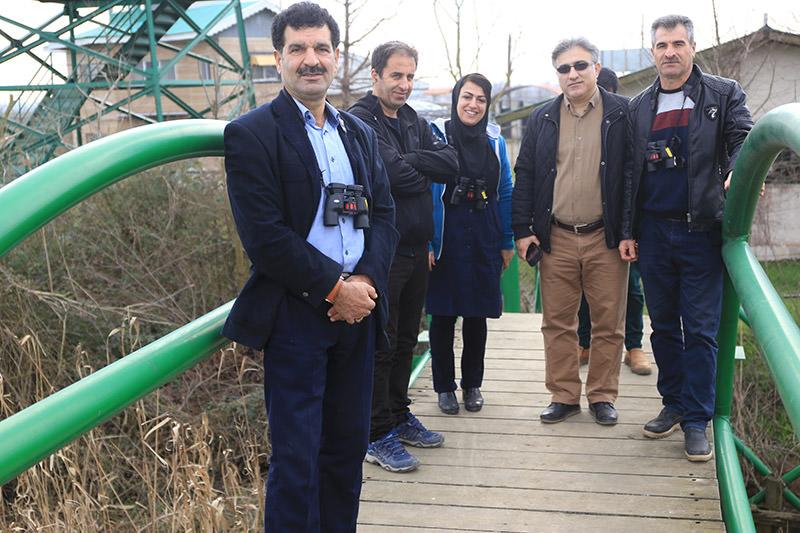 بازگشایی عمومی مرکز آموزش زیست محیطی تالاب انزلی برای بازدید کنندگان
