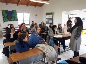 Public Open of Anzali Wetland Environmental Education Center for Visitors
