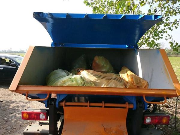 جمع آوری زباله خشک قابل بازیافت و تولید کمپوست خانگی از پسماند آلی