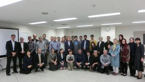 Partnership between Anzali Wetland and Kushiro Wetland