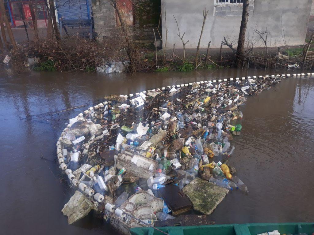 تور زباله گیر